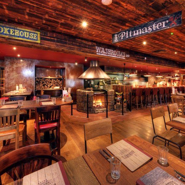 Hickory's Wall Heath Main Restaurant 01